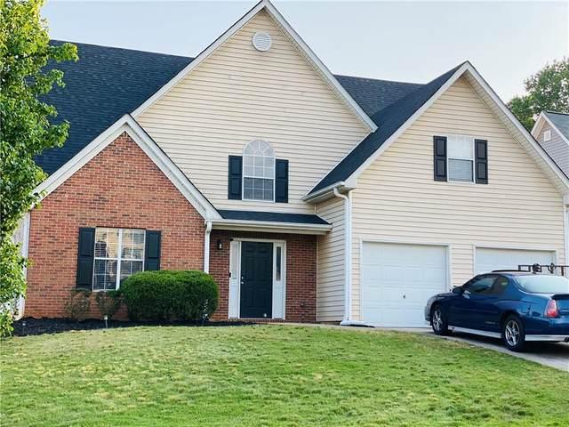 3661 Colonnade Court, Rex, GA 30273 (MLS #6887655) :: North Atlanta Home Team