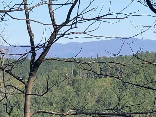 1379 Foxhound Trail NE, Ranger, GA 30734 (MLS #6887888) :: RE/MAX Paramount Properties