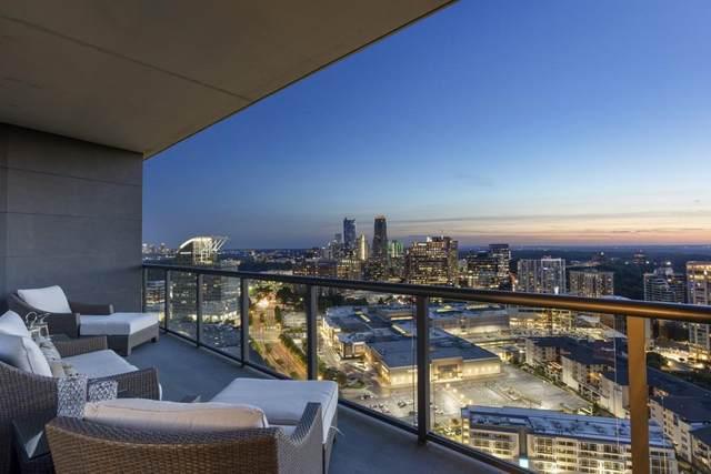 3630 Peachtree Road NE #2405, Atlanta, GA 30326 (MLS #6887992) :: Kennesaw Life Real Estate