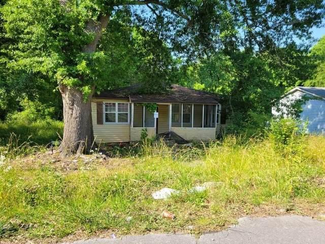 840 Martin Luther King Jr Street, Rockmart, GA 30153 (MLS #6888011) :: North Atlanta Home Team