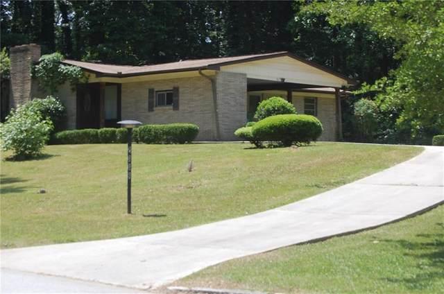 2339 Country Club Lane SW, Atlanta, GA 30311 (MLS #6888026) :: North Atlanta Home Team