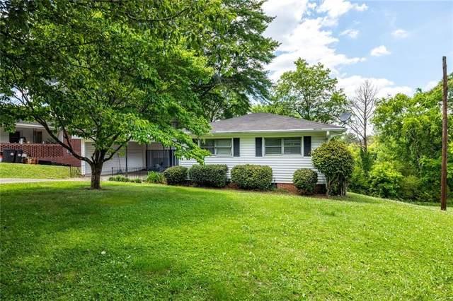 224 Flora Avenue, Rome, GA 30161 (MLS #6888028) :: Charlie Ballard Real Estate
