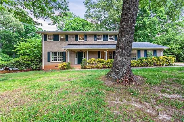 1712 Seayes Road, Mableton, GA 30126 (MLS #6888030) :: North Atlanta Home Team