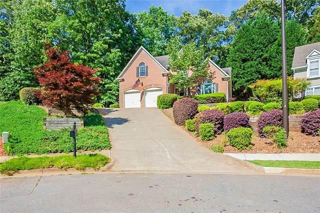 2684 Steeplehill Court NW, Kennesaw, GA 30144 (MLS #6888083) :: North Atlanta Home Team