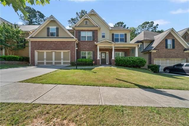 722 Hope Hollow Lane, Loganville, GA 30052 (MLS #6888089) :: North Atlanta Home Team