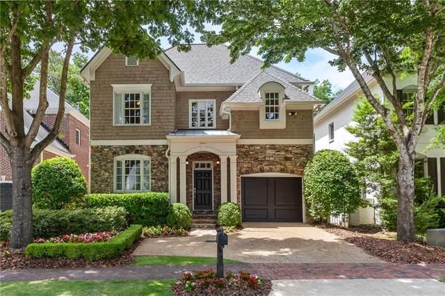 1504 Markan Drive NE, Atlanta, GA 30306 (MLS #6888111) :: Dillard and Company Realty Group