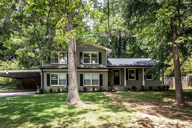 450 Foxfire Drive SW, Smyrna, GA 30082 (MLS #6888123) :: North Atlanta Home Team