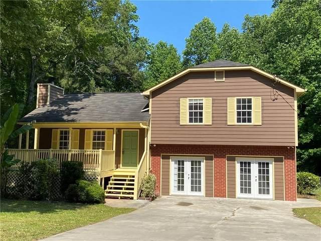 3221 Westview Terrace, Powder Springs, GA 30127 (MLS #6888202) :: The Heyl Group at Keller Williams