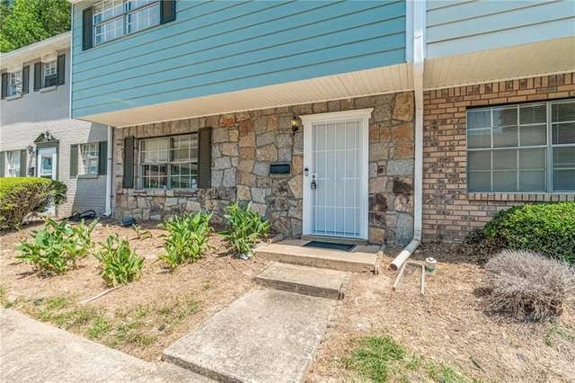 4701 Flat Shoals Road 41G, Union City, GA 30291 (MLS #6888284) :: Path & Post Real Estate