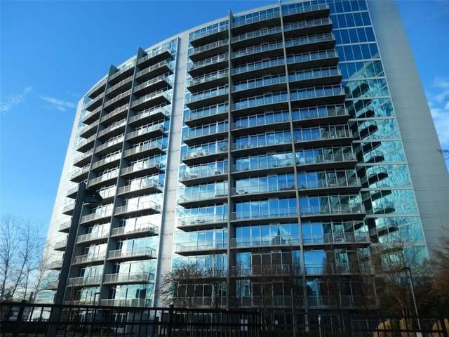 44 Peachtree Place NW #1627, Atlanta, GA 30308 (MLS #6888293) :: RE/MAX Prestige