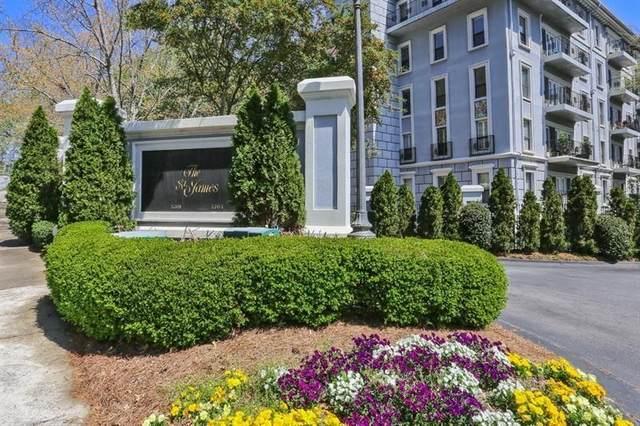 3201 Lenox Rd Ne #51, Atlanta, GA 30324 (MLS #6888297) :: Path & Post Real Estate