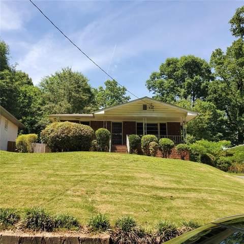 3533 Fairburn NW, Atlanta, GA 30331 (MLS #6888300) :: 515 Life Real Estate Company