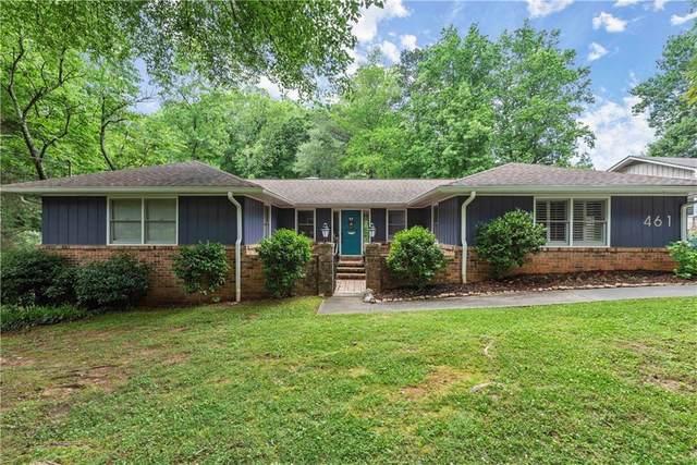 461 Kenilworth Circle, Stone Mountain, GA 30083 (MLS #6888306) :: North Atlanta Home Team