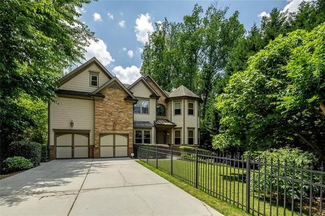 1897 8th Street, Brookhaven, GA 30341 (MLS #6888314) :: Kennesaw Life Real Estate