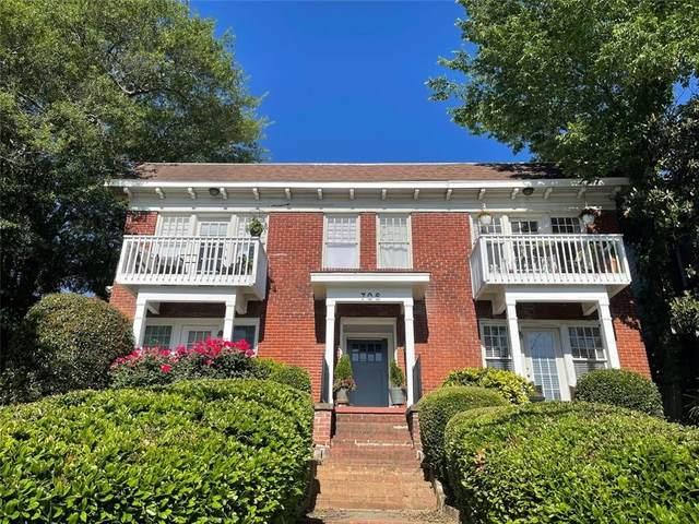 706 Charles Allen Drive #8, Atlanta, GA 30308 (MLS #6888315) :: 515 Life Real Estate Company