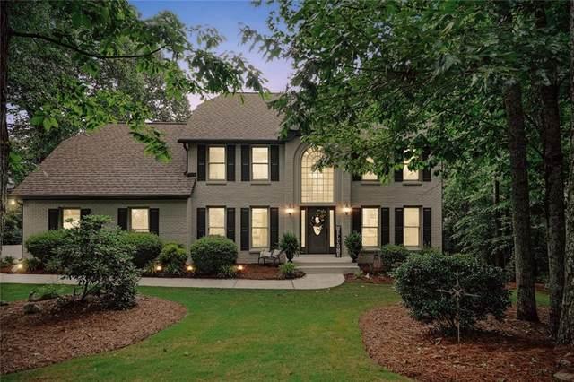 260 N Peak Drive, Alpharetta, GA 30022 (MLS #6888333) :: North Atlanta Home Team