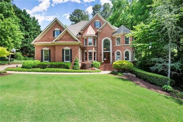 315 E Smoketree Terrace, Johns Creek, GA 30005 (MLS #6888393) :: RE/MAX Paramount Properties