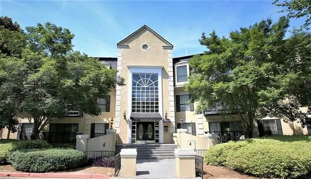 4101 Pine Heights Drive NE, Atlanta, GA 30324 (MLS #6888481) :: Path & Post Real Estate