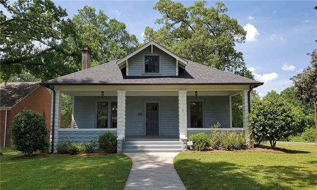41 Taliaferro Street, Tallapoosa, GA 30176 (MLS #6888486) :: North Atlanta Home Team