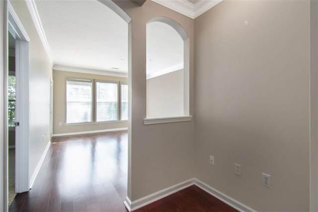 1850 Cotillion Drive #1206, Atlanta, GA 30338 (MLS #6888496) :: Path & Post Real Estate