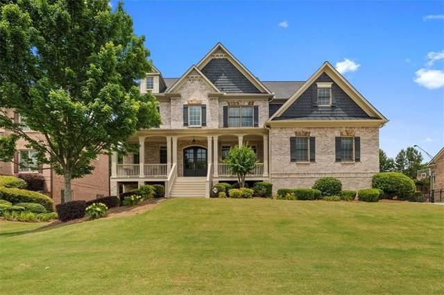 2579 Weddington Ridge NE, Marietta, GA 30068 (MLS #6888503) :: North Atlanta Home Team