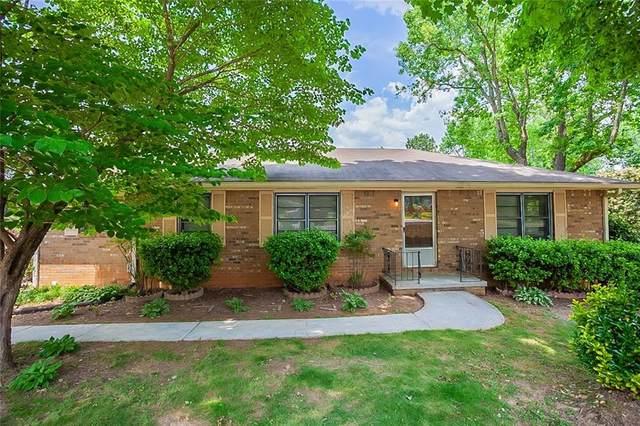 2554 Angus Court SW, Marietta, GA 30008 (MLS #6888521) :: North Atlanta Home Team
