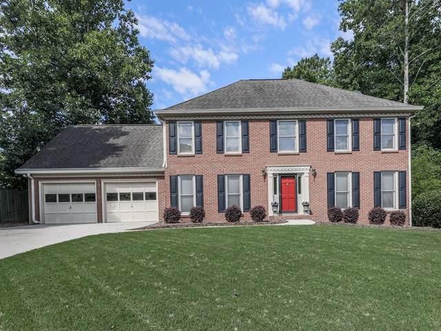 4283 Windy Gap Court NW, Kennesaw, GA 30144 (MLS #6888526) :: North Atlanta Home Team