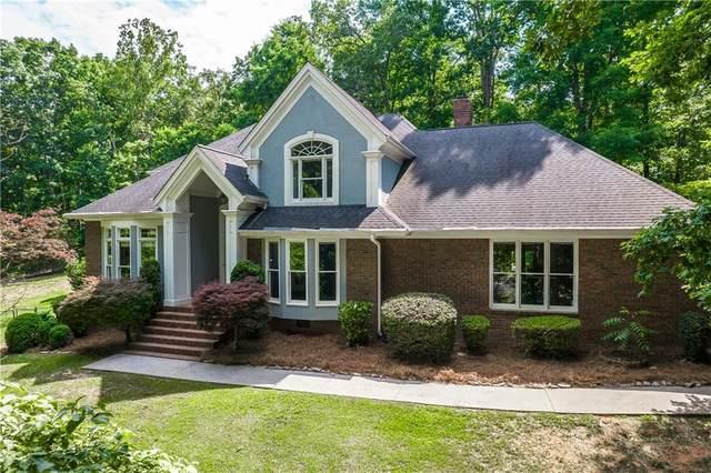 4000 Whispering Pines Trail NW, Conyers, GA 30012 (MLS #6888555) :: North Atlanta Home Team