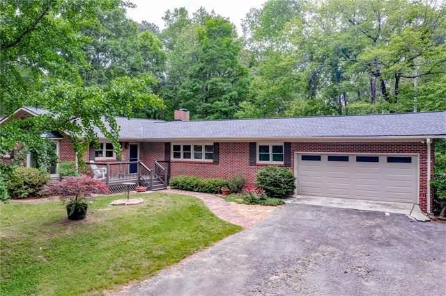 2969 Upper Bethany Road, Ball Ground, GA 30107 (MLS #6888577) :: Path & Post Real Estate