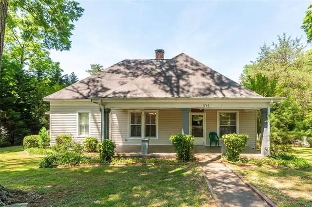 1769 Cassville Road NW, Cartersville, GA 30121 (MLS #6888590) :: Kennesaw Life Real Estate