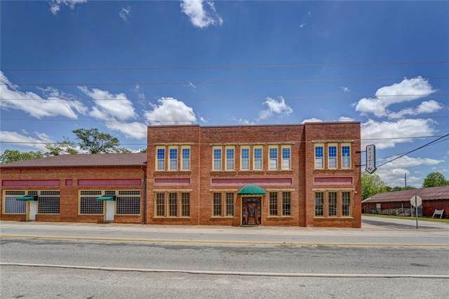 3089 Main Street, Mansfield, GA 30055 (MLS #6888595) :: The Kroupa Team | Berkshire Hathaway HomeServices Georgia Properties