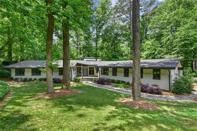 2652 Brookdale Drive NW, Atlanta, GA 30305 (MLS #6888615) :: North Atlanta Home Team