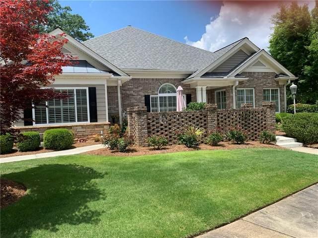 2114 Arbor Oaks Drive #2114, Marietta, GA 30062 (MLS #6888729) :: North Atlanta Home Team