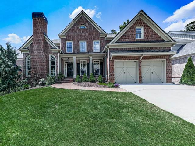 1383 Murrays Loch Place NW, Kennesaw, GA 30152 (MLS #6888785) :: Path & Post Real Estate