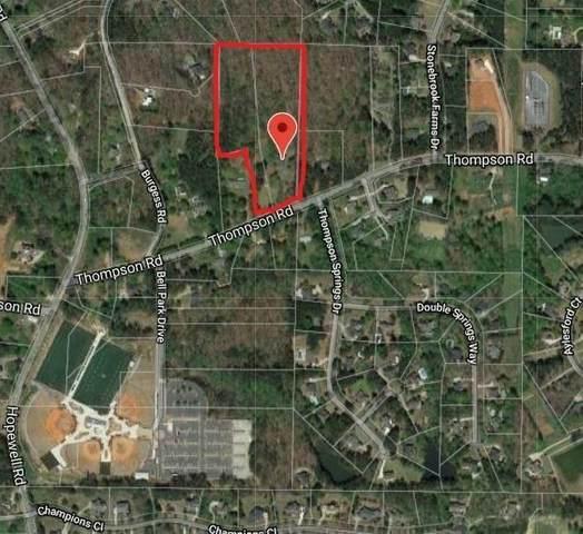 15430 Thompson Road, Alpharetta, GA 30004 (MLS #6888797) :: The Huffaker Group