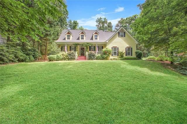 180 Laurelwood Lane, Alpharetta, GA 30009 (MLS #6888808) :: Path & Post Real Estate