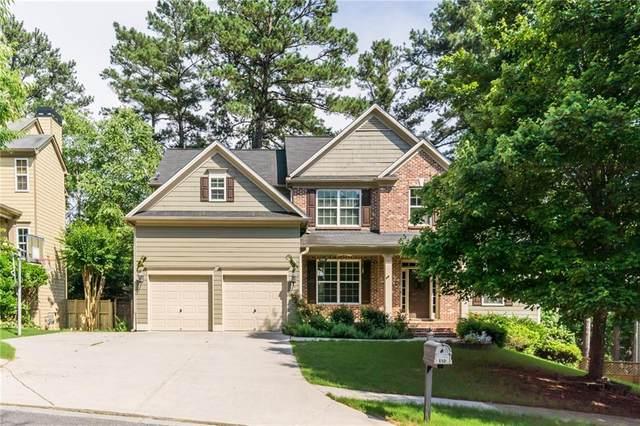 815 Whiteoak Terrace, Canton, GA 30115 (MLS #6888859) :: Dillard and Company Realty Group