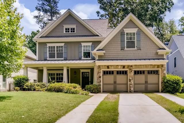 207 Ohm Avenue, Avondale Estates, GA 30002 (MLS #6888864) :: North Atlanta Home Team