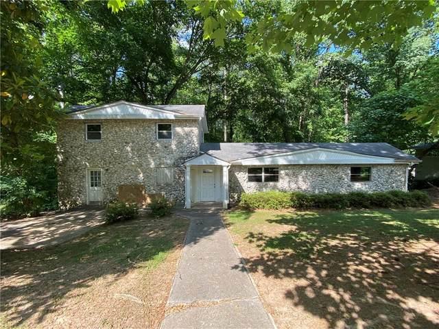 2719 Winding Lane NE, Brookhaven, GA 30319 (MLS #6888886) :: Kennesaw Life Real Estate