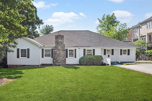 1849 Clairmont Road, Decatur, GA 30033 (MLS #6888892) :: Virtual Properties Realty