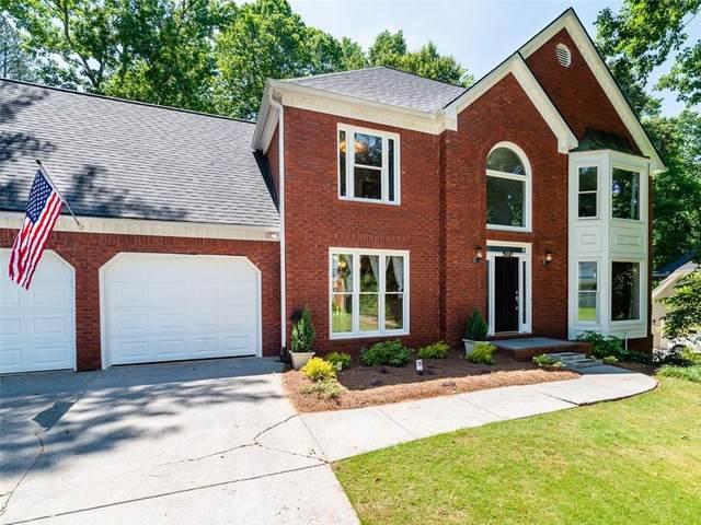 5654 Brookstone Drive NW, Acworth, GA 30101 (MLS #6888955) :: North Atlanta Home Team