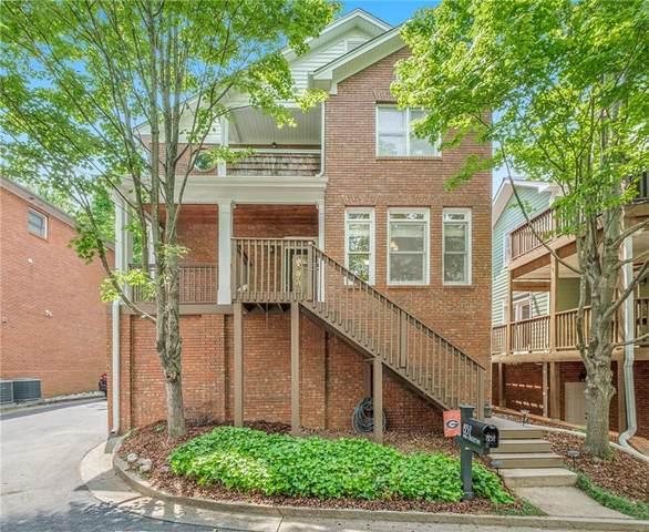823 Saint Charles Avenue #2, Atlanta, GA 30306 (MLS #6889000) :: North Atlanta Home Team