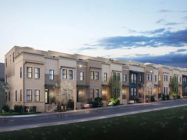 2606 Talley Street #37, Decatur, GA 30030 (MLS #6889006) :: The Kroupa Team | Berkshire Hathaway HomeServices Georgia Properties