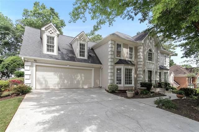 2255 Primrose Place Lane, Lawrenceville, GA 30044 (MLS #6889010) :: The Huffaker Group