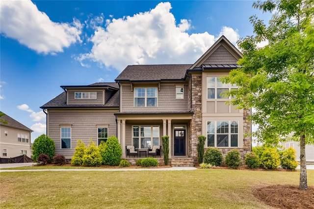 410 Amber Way, Woodstock, GA 30188 (MLS #6889026) :: Kennesaw Life Real Estate