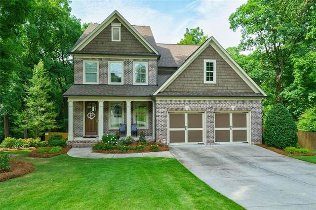 1525 Gaylor Drive SE, Smyrna, GA 30082 (MLS #6889059) :: 515 Life Real Estate Company