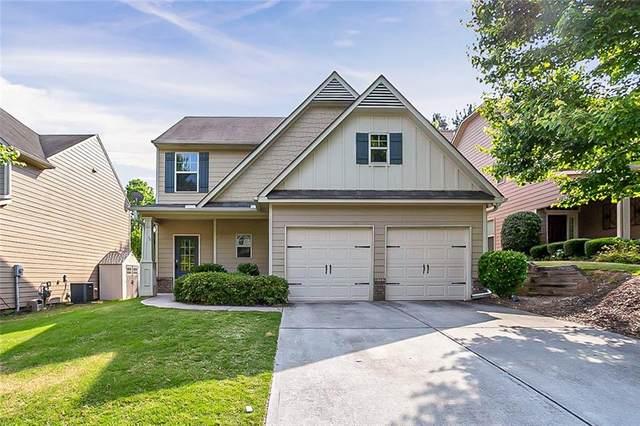 4517 Black Hills Drive NW, Acworth, GA 30101 (MLS #6889087) :: North Atlanta Home Team