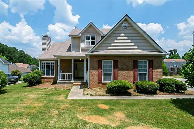 11876 Plantation Parkway, Fayetteville, GA 30215 (MLS #6889141) :: North Atlanta Home Team