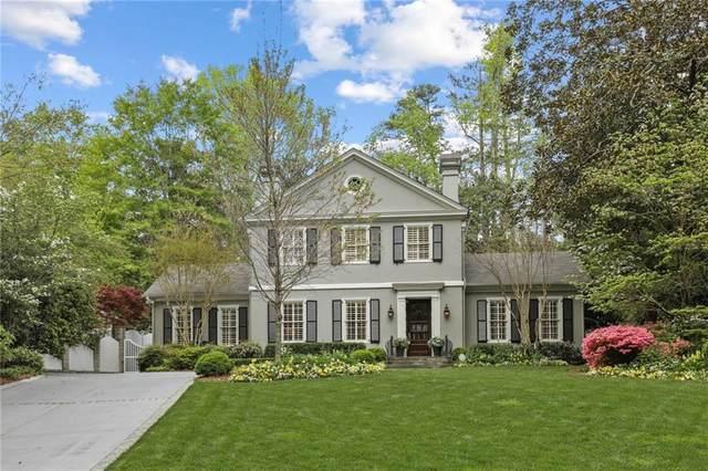 4314 Davidson Avenue NE, Atlanta, GA 30319 (MLS #6889174) :: Kennesaw Life Real Estate