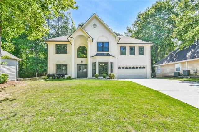 560 Thornbush Trace, Lawrenceville, GA 30046 (MLS #6889224) :: North Atlanta Home Team